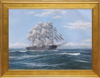 Clipper Ship (unknown)