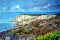 Aquinnah in the Fall