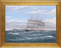 Clipper Ship Kit Carson