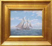 Fishing Schooner - Gloriana