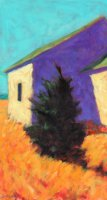 Cottage and Spruce