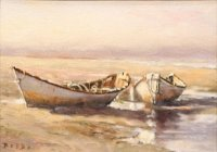 Dories, Morning Light