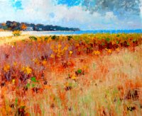 Autumn Day, Vineyard Haven