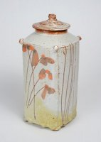 Covered Jar 8