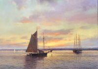 Dawn, Vineyard Haven
