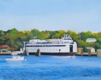 Islander Ferry, Vineyard Haven