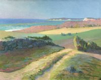 Chilmark - View of Lucy Vincent