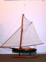 Cape Cod Sloop 1876