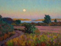 Chilmark Moonrise