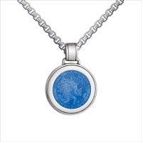 Small Royal Blue St. Christopher