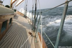 Sailing the Sound