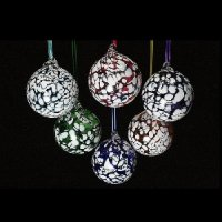 Speckled Trail Ornament