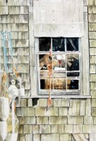 Menemsha Window