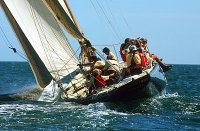 Edgartown 12 Meter Regatta