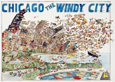 John Holladay - Chicago The Windy City