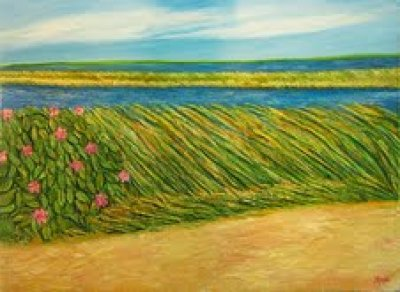 Debra Hope Colligan - Lagoon Pond View