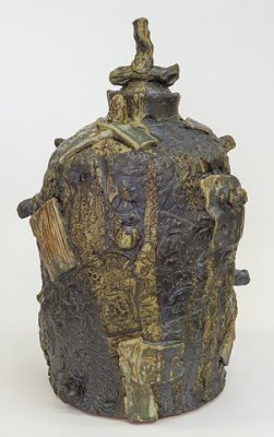 Curtis Hoard - Covered Jar 3