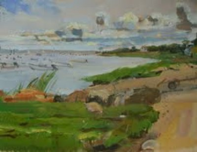 Sarah Son-Theroux - Barnstable Boat Slip