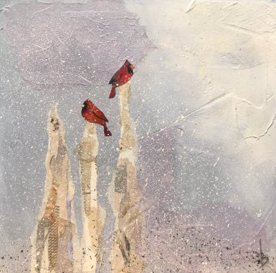 Bricque Garber - Red Birds