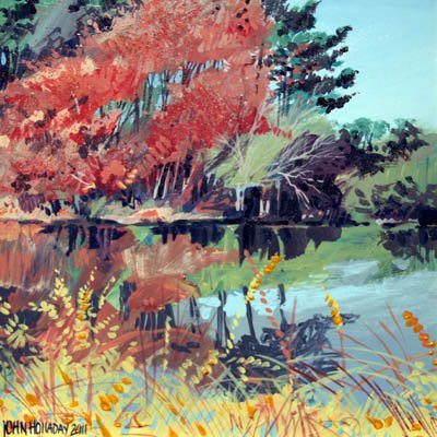 John Holladay - Colors of Fall