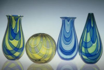 Jeffrey P'an - Loop Vases