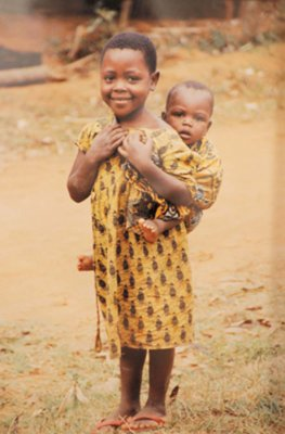 Beth O'Donnell - Usambara Children