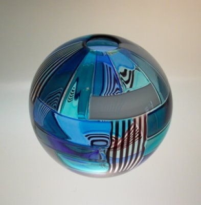 Jeffrey P'an - Cerulean Ball