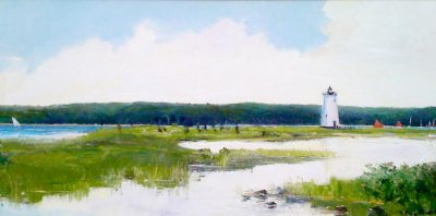 Gray Park - Edgartown Light