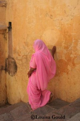 Louisa Gould - Jaipur India, 2006