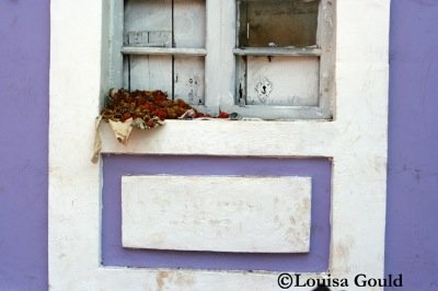 Louisa Gould - Window in Goa